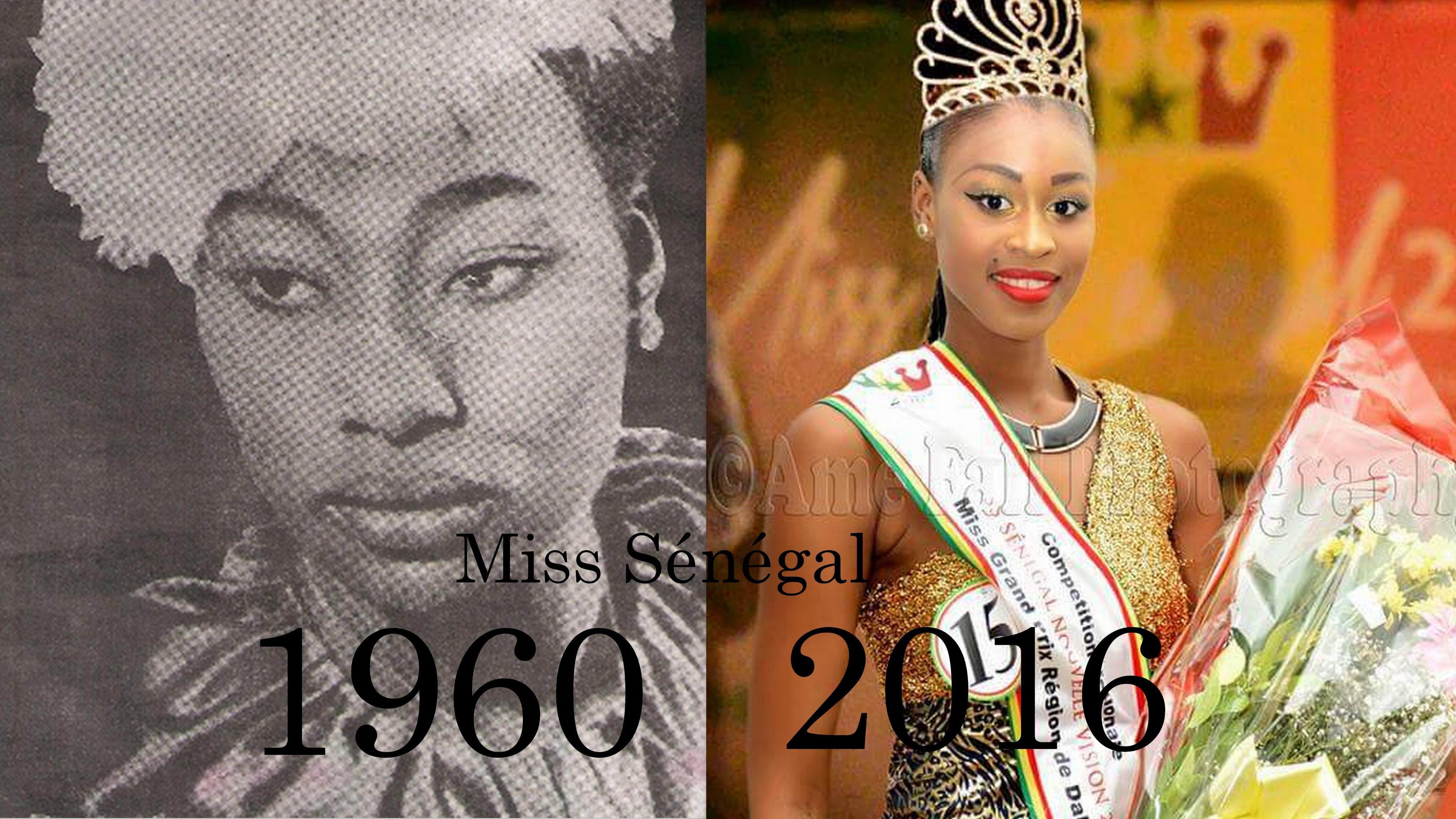 Au Sénégal dans les années 60-70 Les filles étaient belles, coquettes, naturelles et parlaient bien français