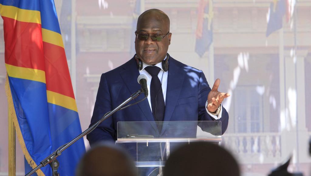RDC: Félix Tshisekedi dévoile son programme pour les 100 prochains jours