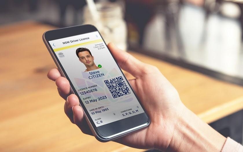 Et si votre smartphone remplaçait votre permis de conduire, voire même votre carte d'identité ?