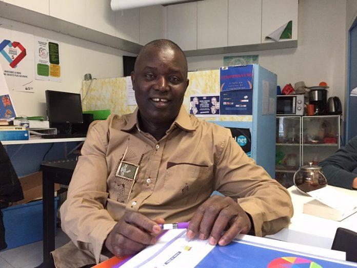 Amadou SYLLA , président de l'organisation SOS CASAMANCE, l'invité de l'émission LE TALK sur Africa 24