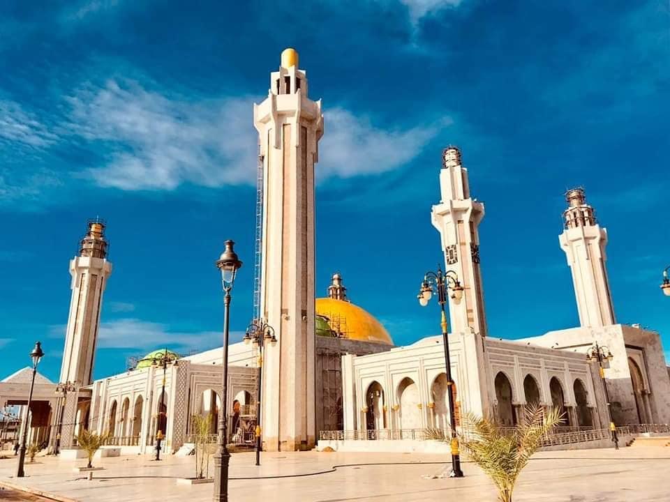 Au Sénégal, la grande mosquée mouride de Dakar sera inaugurée le 27 septembre