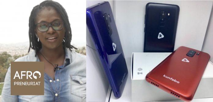 Fadima Diawara lance «Kunfabo», le smartphone conçu pour et par les africains